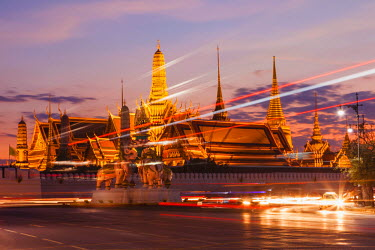 TPX52778 Thailand, Bangkok, Grand Palace, Wat Phra Kaeo