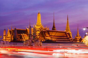TPX52781 Thailand, Bangkok, Grand Palace, Wat Phra Kaeo