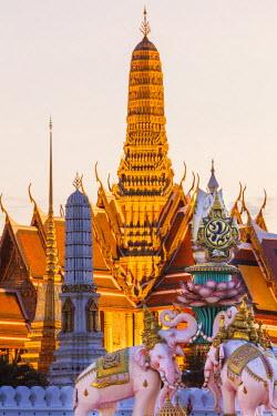 TPX52783 Thailand, Bangkok, Grand Palace, Wat Phra Kaeo