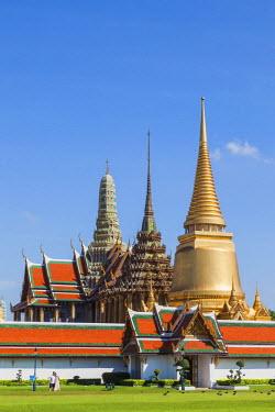 TPX52800 Thailand, Bangkok, Grand Palace, Wat Phra Kaeo