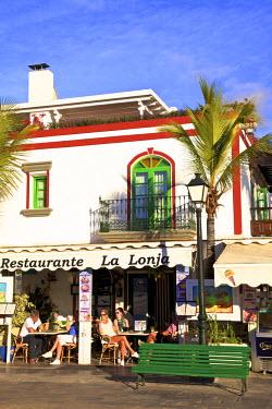 ES09265 Puerto de Morgan, Gran Canaria, Canary Islands, Spain, Atlantic Ocean, Europe