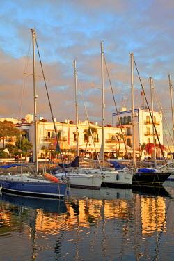 ES09269 Puerto de Morgan, Gran Canaria, Canary Islands, Spain, Atlantic Ocean, Europe