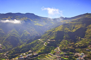 ES09290 Mountain Region, Gran Canaria, Canary Islands, Spain, Atlantic Ocean, Europe