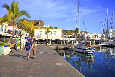 ES09316 Puerto de Morgan, Gran Canaria, Canary Islands, Spain, Atlantic Ocean, Europe