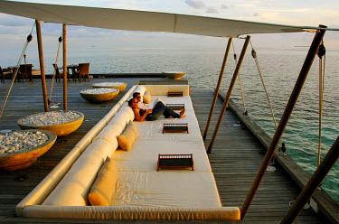 HMS0394496 Maldives, Ari Atoll, Festu island, W Retreat & Spa Resort