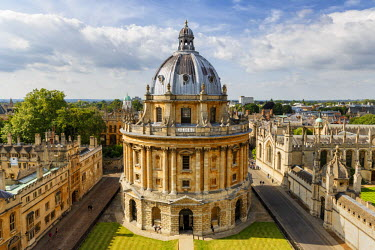 ENG12777AW Europe, United Kingdom, England, Oxfordshire, Oxford, Radcliffe Camera