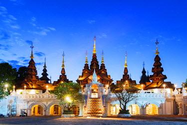THA0851 South East Asia, Thailand, Chiang Mai, The Dhara Dhevi luxury resort