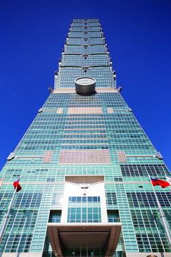 TAI0133 Taiwan, Taipei, Taipei 101 building
