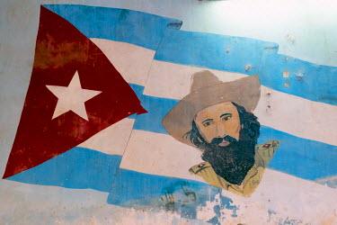CB01831 Cuba, Havana, Centro Habana, La Guarida Paladar Restaurant