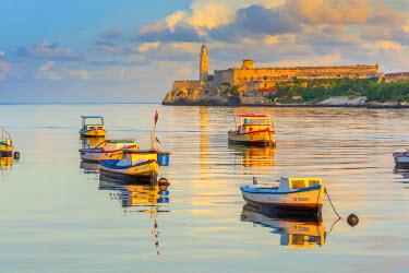 CB01840 Cuba, Havana, Castillo del Morro (Castillo de los Tres Reyes del Morro)
