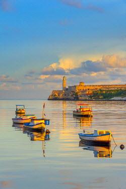 CB01841 Cuba, Havana, Castillo del Morro (Castillo de los Tres Reyes del Morro)