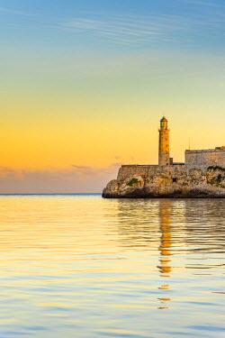 CB01843 Cuba, Havana, Castillo del Morro (Castillo de los Tres Reyes del Morro)