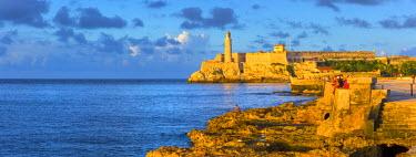 CB01848 Cuba, Havana, Castillo del Morro (Castillo de los Tres Reyes del Morro)