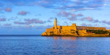 CB01850 Cuba, Havana, Castillo del Morro (Castillo de los Tres Reyes del Morro)