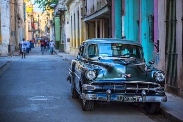 CB01915 Cuba, Havana, La Habana Vieja