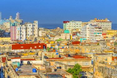 CB087RF Cuba, Havana, Centro Habana