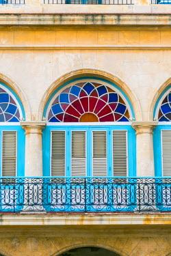 CB091RF Cuba, Havana, La Habana Vieja, Old Havana, Plaza de Armas, Hotel Santa Isabel
