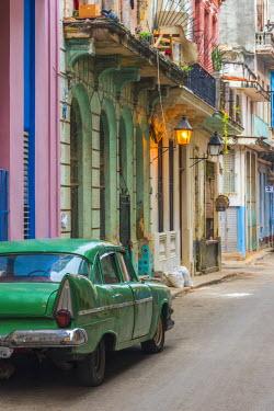 CB094RF Cuba, Havana, La Habana Vieja