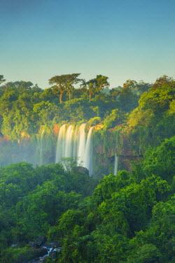 BZ02217 Iguacu Falls, Parana State, Brazil