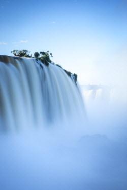 BZ02221 Iguacu Falls, Parana State, Brazil