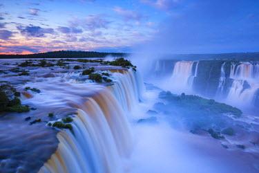 BZ02268 Iguacu Falls, Parana State, Brazil