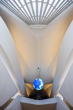 BZ01344 Museu do Amanha (Museum of Tomorrow) by Santiago Calatrava, Rio de Janeiro, Brazil