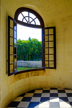 FRA9099 Chateau of Chenonceau, Indre-et-Loire, Loire Valley, France, Europe