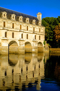 FRA9105 Chateau of Chenonceau, Indre-et-Loire, Loire Valley, France, Europe