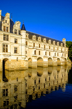 FRA9107 Chateau of Chenonceau, Indre-et-Loire, Loire Valley, France, Europe