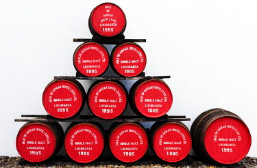 SCO33805AW Arran Distillery, Isle of Arran, Firth of Clyde, Scotland