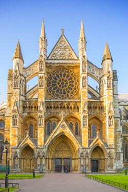 UK10985 Westminster Abbey, London, England, UK