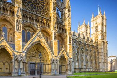 UK10986 Westminster Abbey, London, England, UK