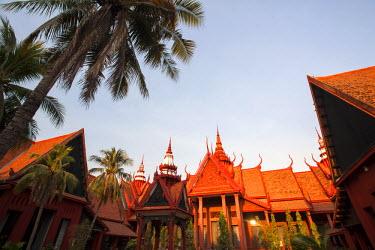 CM037RF Cambodia, Phnom Penh, National Museum