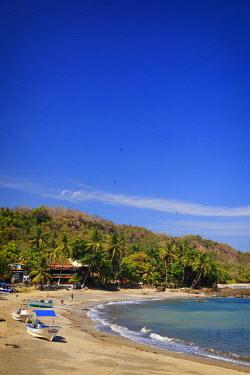 CS003RF Costa Rica, Guanacaste, Nicoya Peninsula, Montezuma, Montezuma Beach