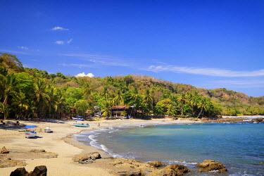CS004RF Costa Rica, Guanacaste, Nicoya Peninsula, Montezuma, Montezuma Beach