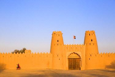 UE05080 United Arab Emirates, Abu Dhabi, Al Ain, Al Jahili Fort