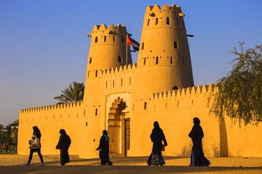 UE05084 United Arab Emirates, Abu Dhabi, Al Ain, Al Jahili Fort