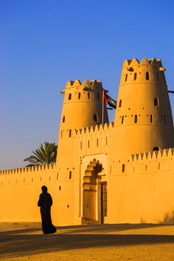 UE05085 United Arab Emirates, Abu Dhabi, Al Ain, Al Jahili Fort