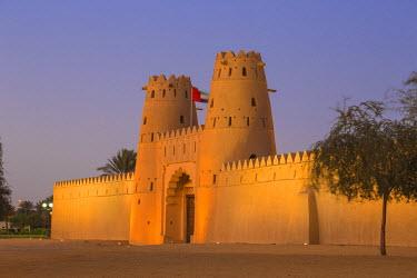 UE05086 United Arab Emirates, Abu Dhabi, Al Ain, Al Jahili Fort