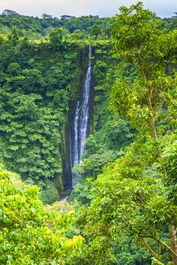 OC08MRU0060 Papapapaitai Falls, Upolu, Samoa, South Pacific