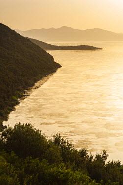 AF47NTO0081 Lake Ichkeul, National Park of Ichkeul, Bizerte Province, Tunisia, North Africa