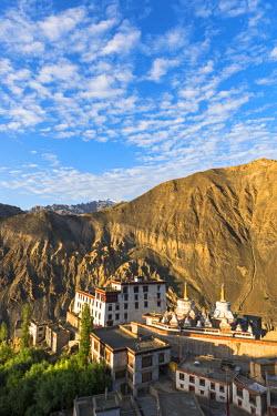 IND7996 Lamayuru Monastery, Indus Valley