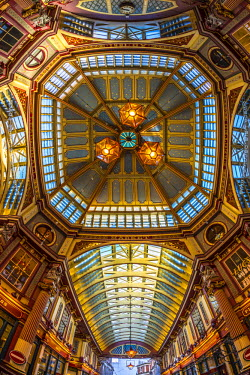 UK11031 UK, England, London, The City, Leadenhall Market