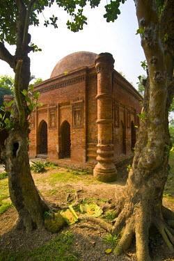 AS03MRU0056 Old Mosque in Soneragon, Bangladesh, Asia