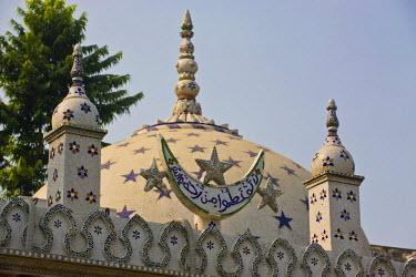 AS03MRU0080 Sitara Mosque, Dhaka, Bangladesh, Asia