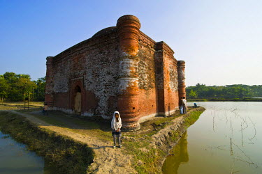 AS03MRU0096 Unesco World Heritage Site Bhagerat, Bangladesh, Asia