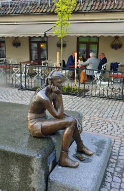 NOR0837AW Street art in Oslo. Norway