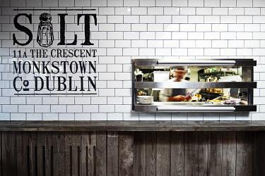 IRL0388 Salt Restaurant and shop, Monkstown, Co. Dublin, Ireland