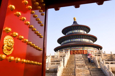 HMS0217341 China, Beijing, Temple of Heaven listed as World Heritage by UNESCO
