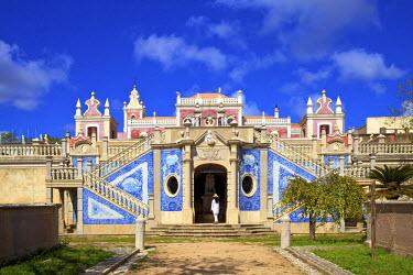 PT06196 Palace of Estoi, Estoi, Eastern Algarve, Algarve, Portugal, Europe